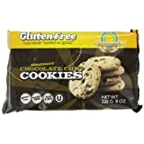 Kinnikinnick Foods Gluten-Free Cookies, Montana's Chocolate Chip, 8-Ounce Bags (Pack of 6) ~ Kinnikinnick