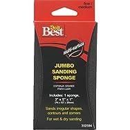 Ali Ind. 352594 Do it Best All-Purpose Sanding Sponge-80/120 SANDING SPONGE