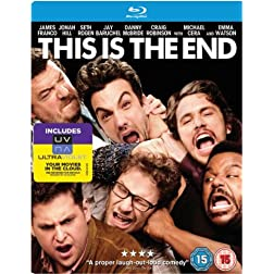 This Is the End [Blu-ray]