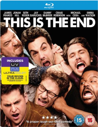 This Is the End [Blu-ray] [Import]