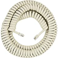 Audiovox Accessories TP282ARV Telephone Cord-25' ALMD PHONE CORD