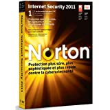 Norton internet security 2011 (1 poste, 1 an)par Symantec