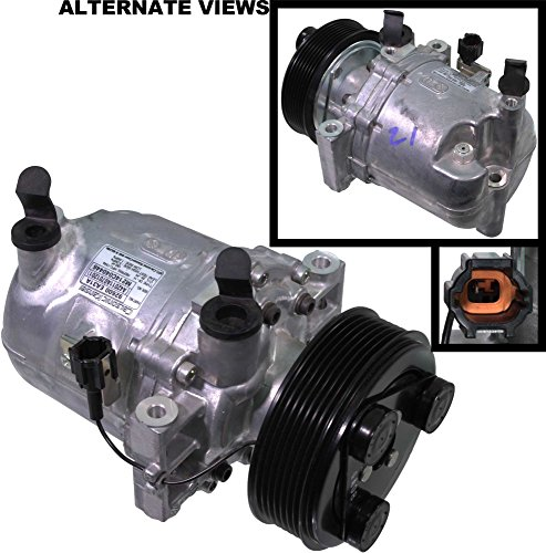 APDTY 133665 AC Compressor Fits 4.0L V6 05-14 Nissan Frontier Xterra 09 Equator (Nissan Frontier Ac Compressor compare prices)