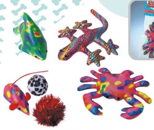 Conch 89724 Catnip Toy Assorted – Case of 12