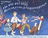The Journey of the One and Only Declaration of Independence (0399237380) by St. George, Judith
