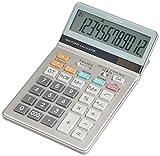 シャープ 実務電卓 ナイスサイズタイプ 12桁 EL-N862X