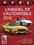 ANNUEL DE L'AUTOMOBILE 2016 (L')