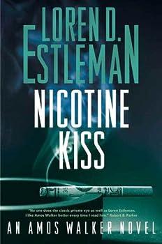 nicotine kiss: an amos walker novel (amos walker mystery) - loren d. estleman