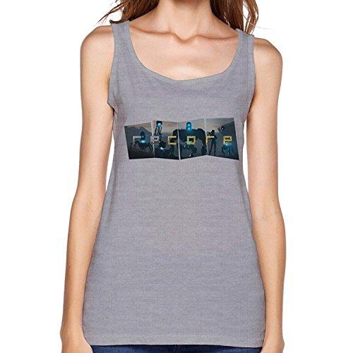 Women's Recore T-shirt Gray Medium