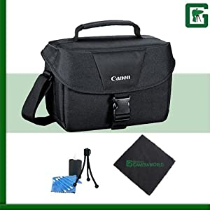 Original Canon SLR Gadget Bag for Canon EOS Rebel T5i, T4i, T3i, Rebel SL1 Digital Cameras & Canon EOS 70D, 60D, 6D, 5D Digital Camera Case