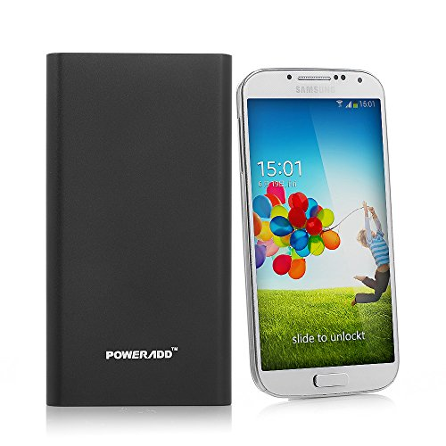 Poweradd-Pilot-2GS-10000mAh-Portable-Charger-External-Battery-Power-Bank-Fast-Charging-With-Auto-Detect-Technology-for-iPhone-6-Plus-5S-5C-5-4S-iPad-Air-2-Mini-3-Samsung-Galaxy-S6-S5-S4-Note-4-3-HTC-O