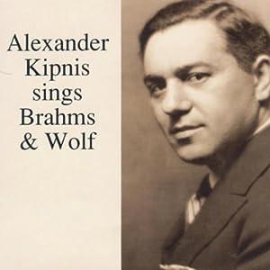 Alexander Kipnis -  Alexander Kipnis sing Lieder - Disc 2