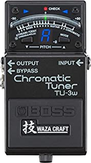 BOSS / ��WAZA CRAFT TU-3W Chromatic Tuner ���塼�ʡ� �ܥ�
