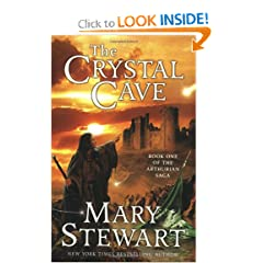 The Crystal Cave (The Arthurian Saga, Book 1) by Mary Stewart