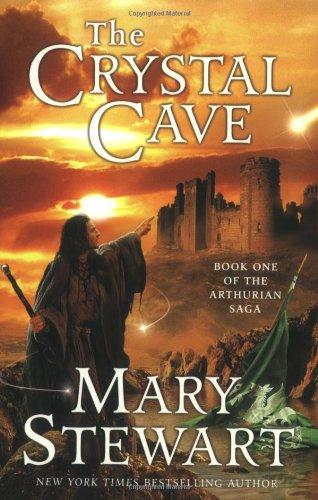 The Crystal Cave (The Arthurian Saga, Book 1)