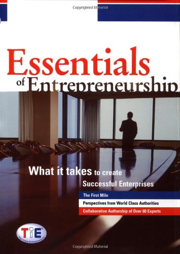 Essentials of Entrepreneurship : What it Takes to Create Successful Enterprises