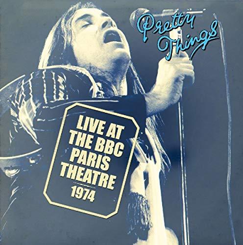Vinilo : The Pretty Things - Live At The Bbc Paris (180 Gram Vinyl, Colored Vinyl, Blue, Germany - Import)