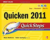 img - for Quicken 2011 QuickSteps book / textbook / text book