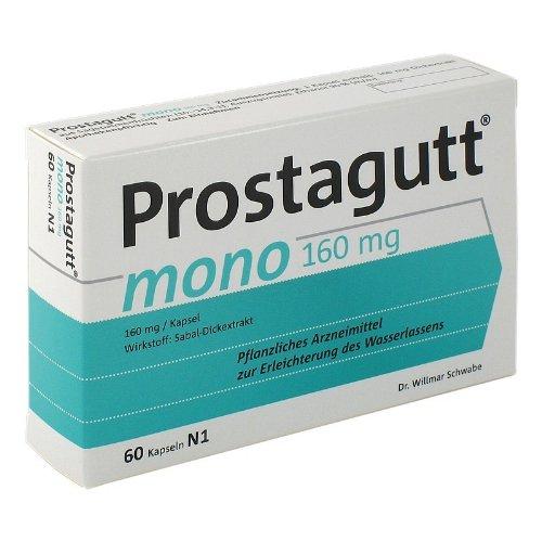 Dr. Willmar Schwabe GmbH & Co. KG Prostagutt Mono
