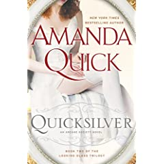 Quicksilver (Arcane Society: Looking Glass Trilogy) - Amanda Quick
