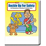 Buckle Up Paint with Water Coloring and Activity Book
