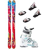 Elan Moxi and Quest Access 50 Ladies Ski Package 2014 by Elan