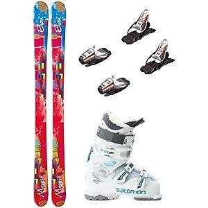 Buy Elan Moxi and Quest Access 50 Ladies Ski Package 2014 by Elan