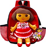 Gift for Girl Aged 3-8 Years - Dora the Explorer Red Skirt - 13