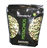 Wonderful Shelled Pistachios, 16-Ounce