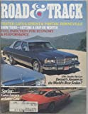 img - for Road & Track Vol. 28 No. 3 November 1976 (Lotus Serpent, Pontiac Bonneville) book / textbook / text book