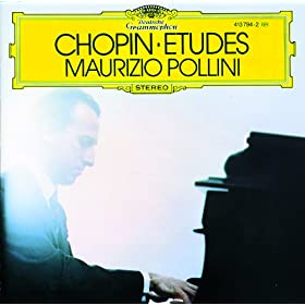 Chopin: 12 Etudes, Op.10 - No.1 In C
