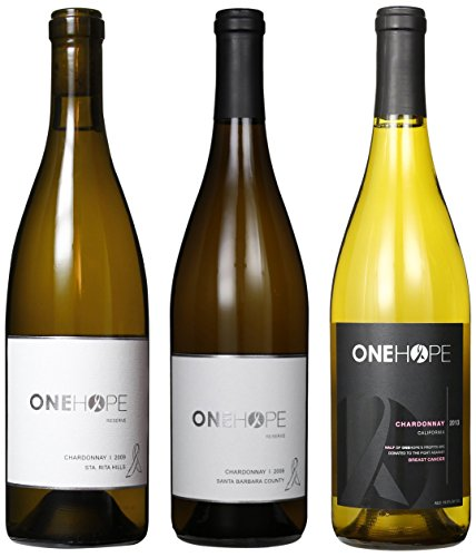 Onehope Just Gimme Chardonnay Mixed Pack, 3 X 750 Ml