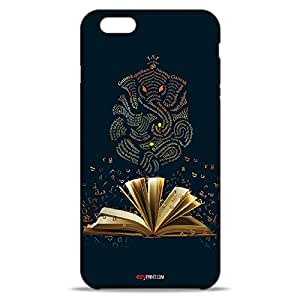 ezyPRNT Hard Back case for Apple iPhone 6 Plus Lord Ganesh Sidhivinayak