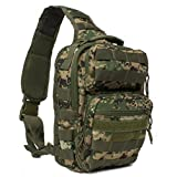 Red Rock Outdoor Gear Rover Sling Pack (Woodland Digital) ~ Red Rock Outdoor Gear