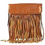 Vero Couture Tassel Sling Bag