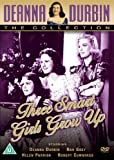 Deanna Durbin - Three Smart Girls Grow Up [DVD] [1939]
