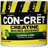 Con-cret Concentrated Creatine Powder Lemon Lime, 72 G, 72 Servings