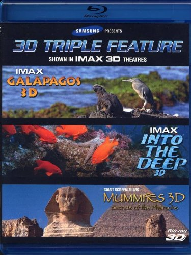 imax blu ray 3d