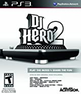 Dj Hero 2 Software - Playstation 3 (Stand Alone)
