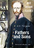 Image of Fathers and Sons (Illustrated with Footnotes and Navigation) (Best Russian Classics)