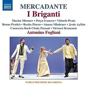 Mercadante: I Briganti