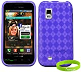 514rh14OJ9L. SL160  CrazyOnDigital Purple TPU Skin Soft Case For Samsung Fascinate i500. CrazyOnDigital Retail Package