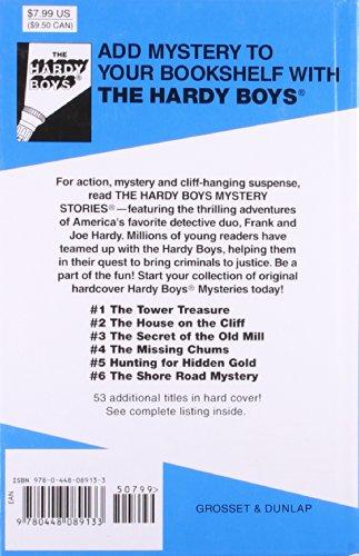 Hardy Boys 13: The Mark on the Door (Hardy Boys Mysteries)