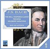 echange, troc  - Clavier Bien Tempéré, Variations Goldberg, Variations, Toccatas