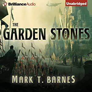 The Garden of Stones: Echoes of Empire, Book 1 | [Mark T. Barnes]