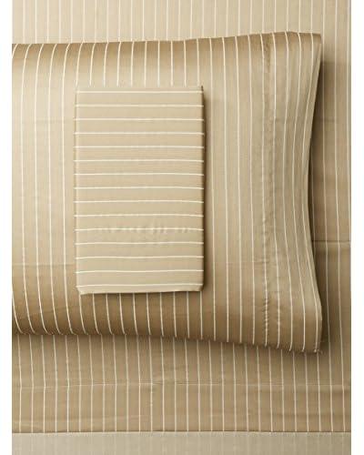 Eddie Bauer Pinstripe Sheet Set