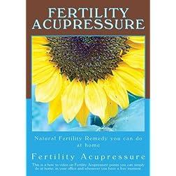 Fertility Acupressure