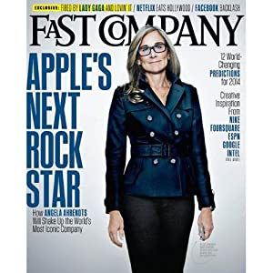 Audible Fast Company, February 2014 Periodical