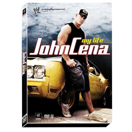 Exclusive :: John Cena :: Home Video :: My Life :: 2CDs :: X 514rqKESKiL._SS500_