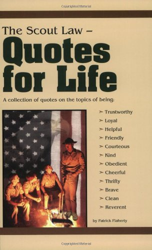Scout Law: Quotes for Life